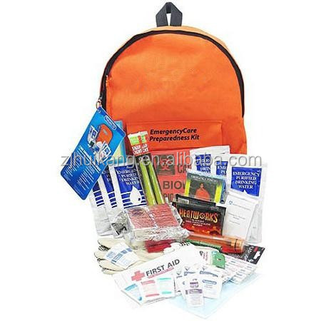 Outdoor, Camping, Hiking, & Wilderness First Aid Kits