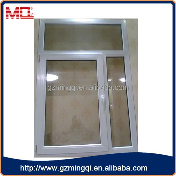 Germany hardware PVC casement window
