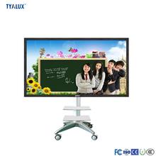 Finger Touch Smart Class Interactive Whiteboard For E-learning Class