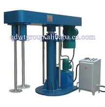 double shaft high speed paint disperser