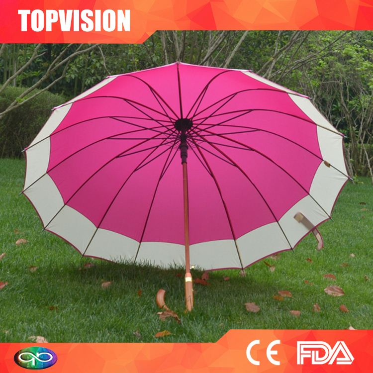 High Quality factory supply clear umbrella hat