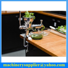mini home use stainless steel celery juice juicer / low speed juicer for baby/mini cucumber juicer