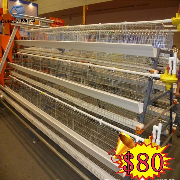 used chicken cages for sale/ layer quail cages for sale/ chicken breeding cage