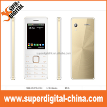 cheap 2.4inch quad band 2G phone OEM telefono 2G cell mobile dual sim card