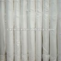 100 Polyester Shiny Grey Fabric