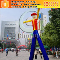 Advertising mini inflatable air dancers for sale