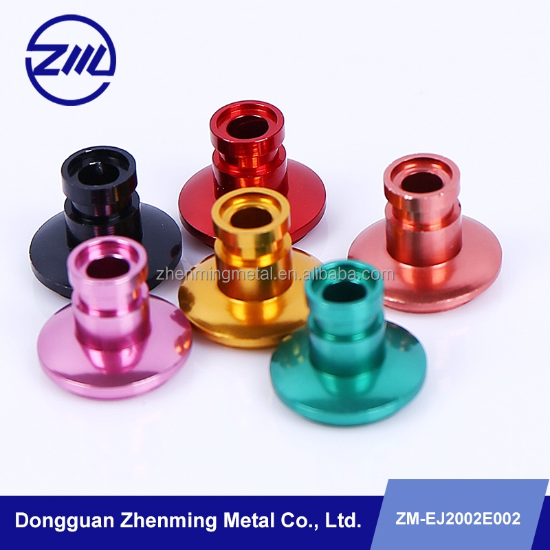 CNC machining custom made metal stainless steel earphone parts