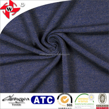 Chuangwei Textile Space Dyed High Density Viscose Rayon Fabric For Vest, Underwear