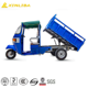 2018 hot sale china aluminium van cargo tricycle truck box