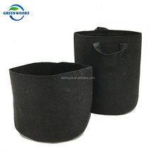nonwoven fabric outdoor plant rooting container