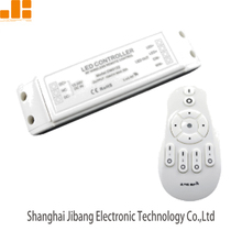 2 channel CCT 4 zone 2.4G wireless remote led controller in dimmers