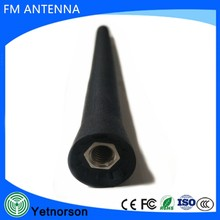 Factory supply taxi AM FM antenna for car cb radio with small connector