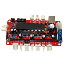 Sanguinololu electronic control board+4pcs A4988 stepper driver 3d printer kit