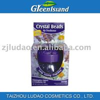 Car Gel Crystal Beads Air Fresheners