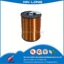 Professional manufacturer high purity pure copper enameled wire 99.99%