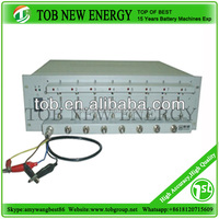 5V3A lithium ion batteries capacity tester for battery formation and grading