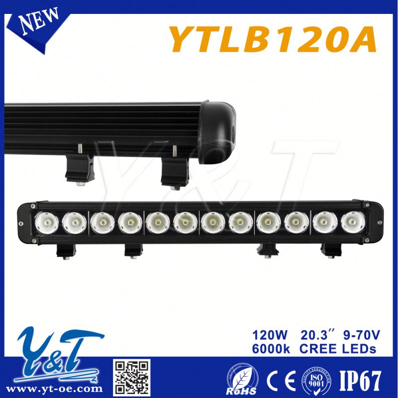 Unique Top quality wholesale led light bar 42w curved off road led light bar