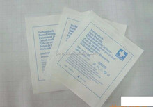 Customized High Quality Medical Heat Sealing sterile peel pouch for hospital