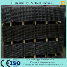 New type 2x2 welded wire mesh fence panels in 6 gauge. with great price