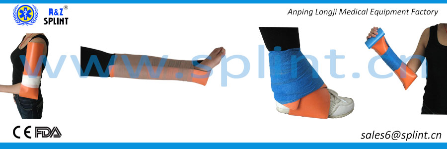 Highly Reshaped Structural Malleable Splint in China