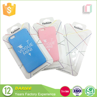 ShenZhen recyclable custom cell phone accessories blister packaging