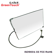 GreenTouch hi-tech 23.6 inch Surface Acoustic Wave SAW Touch Screen Panel with USB/Rs232 Controller