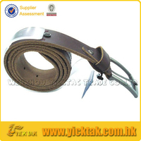 With Rivet Men Cow Leather Belt