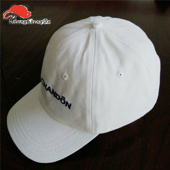 6 Panel 3D embroider custom hats baseball cap hat