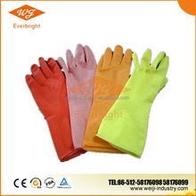 Good quality Thick Oil Resistant Rubber Meat processing gloves