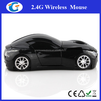 Car type computer mouse wireless for giveaways