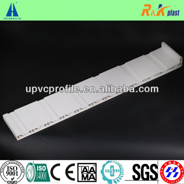 White PVC Window Sill