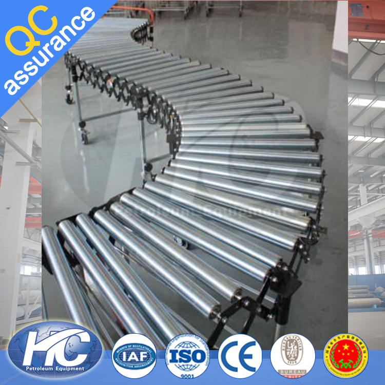 Best price manual roller conveyor / roller electric conveyor / roller table conveyor for sale