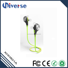 Special design In ear waterproof microphone earphone headphone Bluetooth for iphone