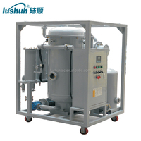 High efficient Transformer Oil Purifier with insulating oil filtration system JY