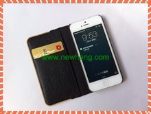 new trendy plastic pc tpu case for iphone 5 hard back with wooden materials