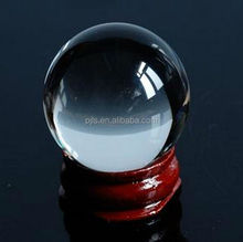 Excellent Crystal Glass Ball For Business Gifts