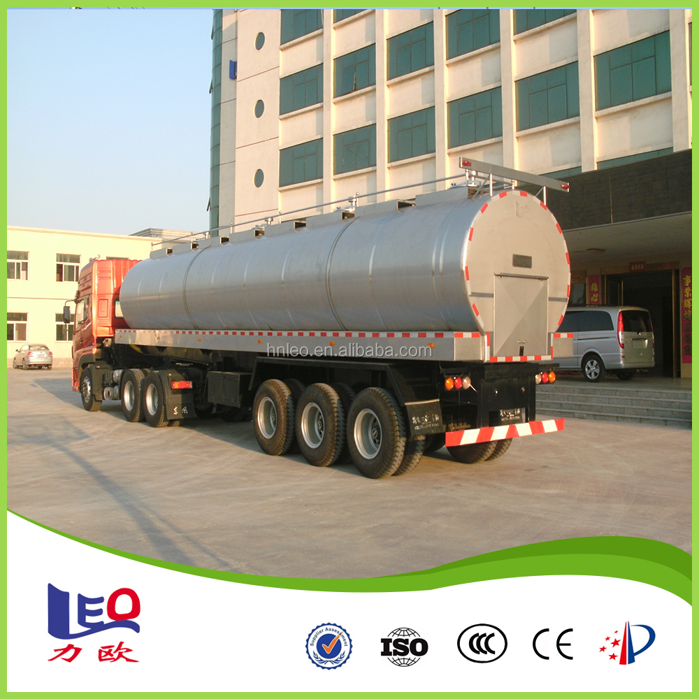 Liquid Food Transportation Tanker With Automatic Cleaning System Price In Kenya