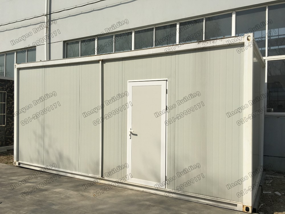 Used Flat Pack Container House Price