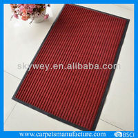 Cheap price thin shoe cleaning door mat