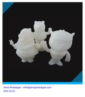 Low cost 3d pritning service,sls sla 3d plastic printing prototype