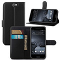 Wallet Style PU Leather Cover 2 Credit Card Stand Flip Case For HTC One A9