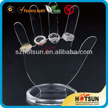 Wholesale Acrylic Jewelry Ring Display Stand