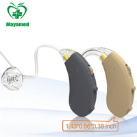Made-in-china portable rechargeable sound amplifier mini hearing amplifier prices digital micro ear Hearing Aid