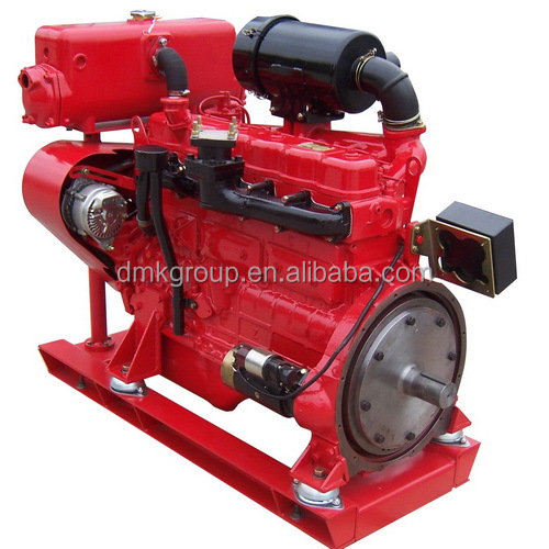 DIESEL ENGINE MODEL 490 FOR FIRE FIGHTING PUMP