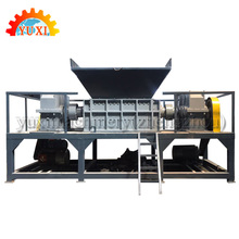Factory Price Manufacturer Four Shaft Fiberglass Styrofoam Plastic Chipper Shredder Machine