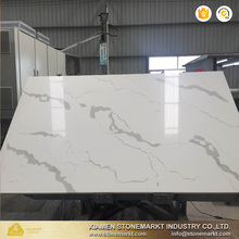 High Quality Engineer Stone Calacatta Quartz