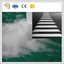 Highway Safety Road Marking Glass Beads for led reflector