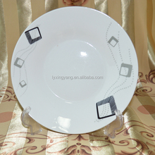 dishes for banquets santa anita/ dishwasher safe restaurant plate / dishes plates made in china