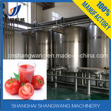 Tomato Processing Line /tomato juice production line/ orange juice making machine