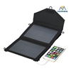 Portable travel smart waterproof solar charger for mobil phone